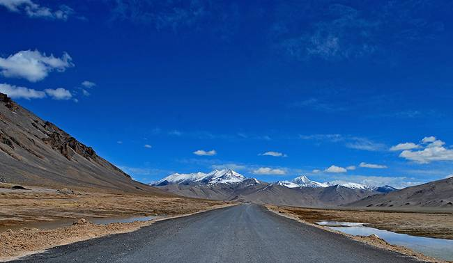 Adventures in India: Manali Leh Road trip