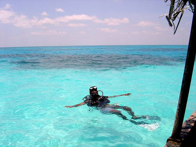 Adventures in India: Scuba diving in Lakshdweep