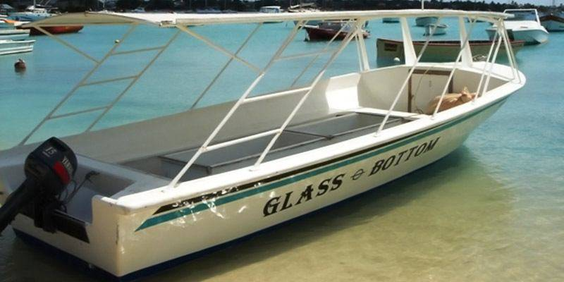 Andaman's Best Water Sports - Glass Bottom Boat