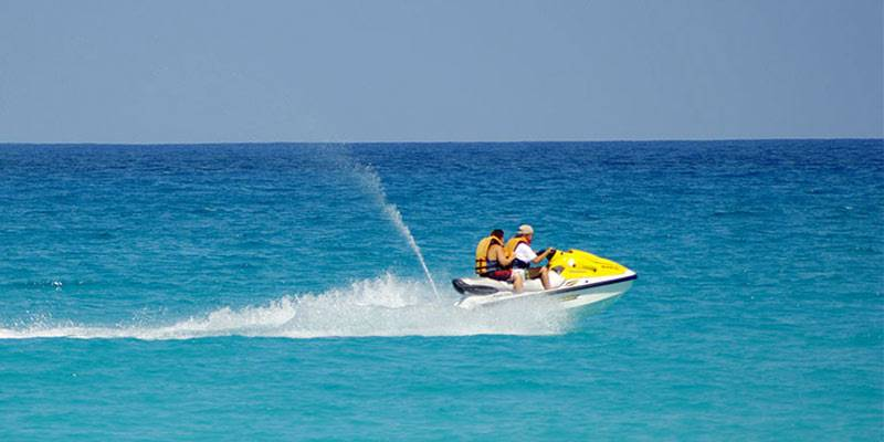 Water Sports in Andaman & Nicobar Islands - Jet Ski
