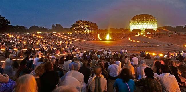Complete Guide To Auroville - Matrimandir Auroville