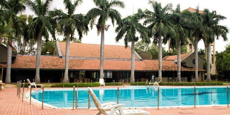 Best Places for Team Outing around Bangalore - Chairman's Jade Club and Resort