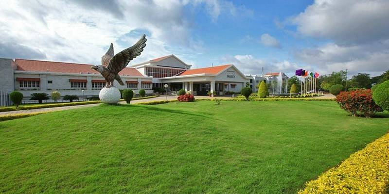 Best Places for Team Outing around Bangalore - Eagleton Golf Village