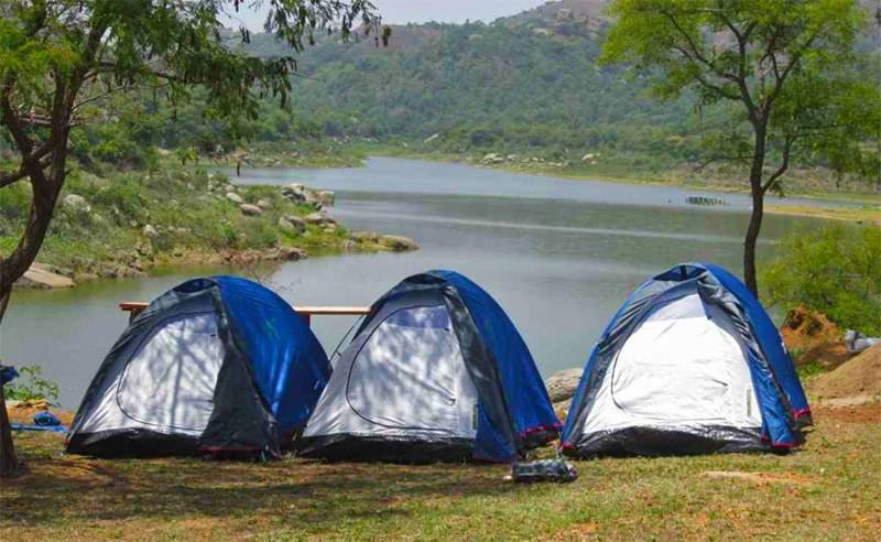 Best Places for Team Outing around Bangalore - Feverpitch Basecamp