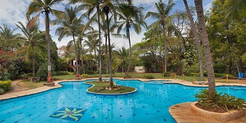 Best Places for Team Outing around Bangalore - Holiday Village Resort