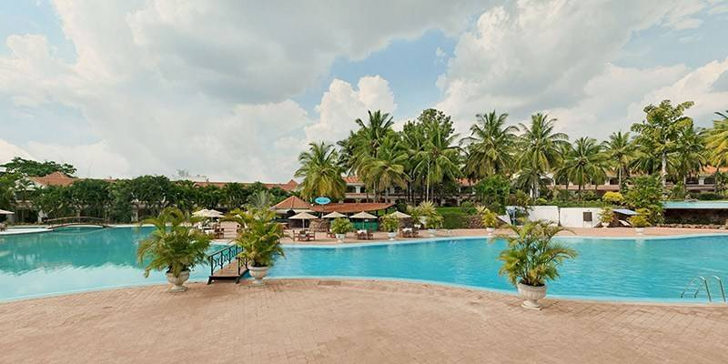 Best Places for Team Outing around Bangalore - Golden Palm Resort