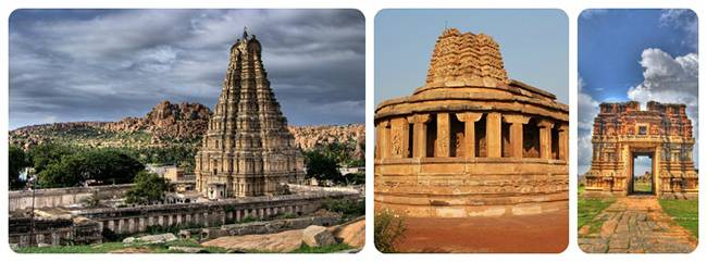 Best Road Trips from Bangalore: Hampi - Aihole - Pattadakal - Badami