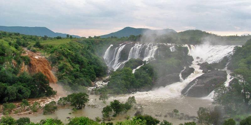 Bangalore to Shivanasamudra Falls