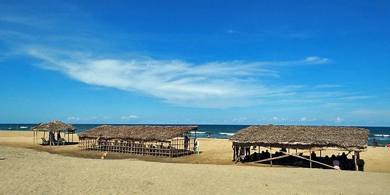 Best Beaches in Pondicherry - Paradise Beach