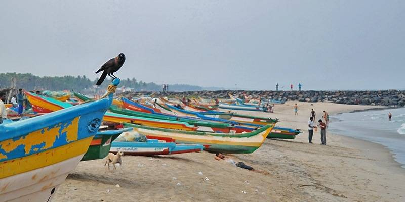 Best Beaches of Pondicherry - Serenity Beach