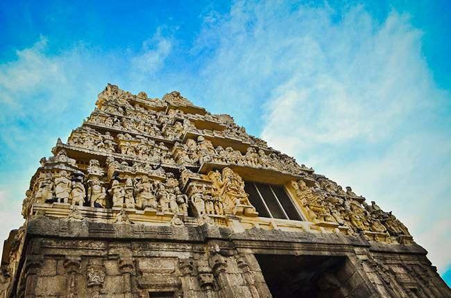 Hoysaleswara temple - Temples of Halebidu & Belur