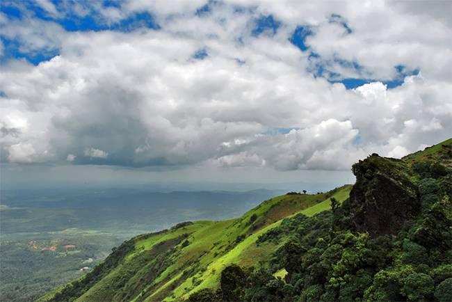 Mullayanagiri peak, Chikmagalur