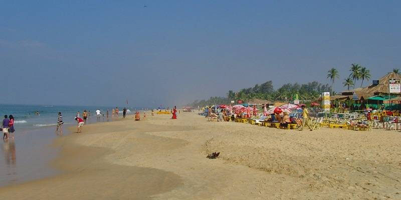 Benaulim Beach - best beaches of Goa