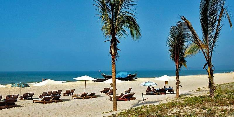 Cavelossim Beach - best beaches of Goa