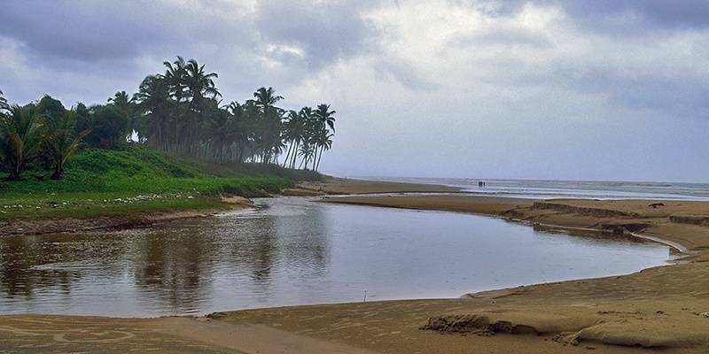 Majorda Beach - best beaches of Goa