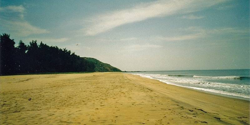 Querim Beach - best beaches of Goa