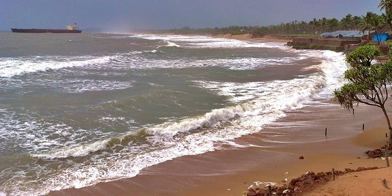 Sinquerim Beach - best beaches of Goa