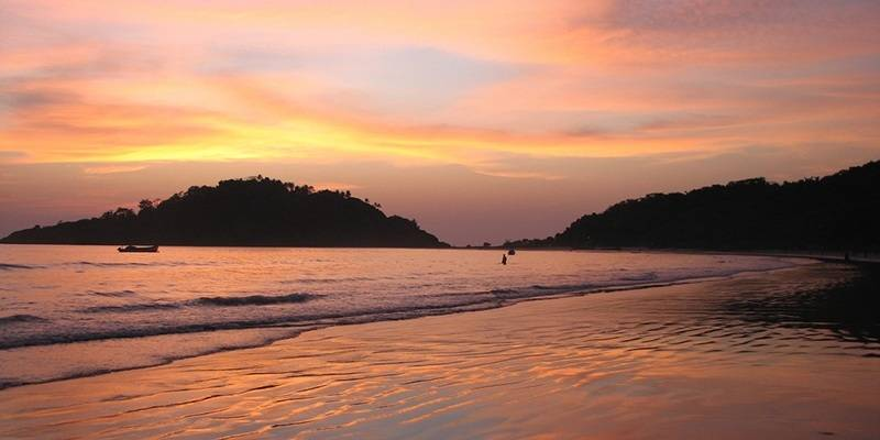 Colva Beach - best beaches of Goa