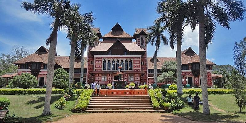 Must Visit Museums In India: Napier Museum Thiruvananthapuram