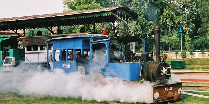 Must Visit Museums In India: National Rail Museum Delhi