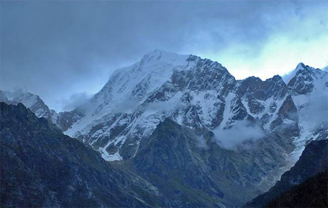 Best Treks in India: Kinner Kailash Trek