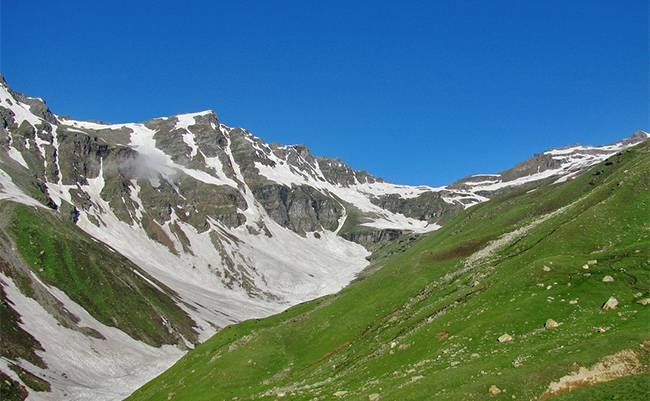 Best Treks in India - Rupin Trek