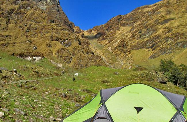Best Treks in India: Kuari Pass Trek