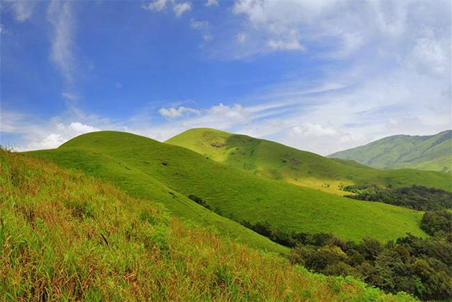 Best Treks in India: Kudremukh Trek