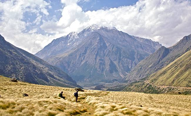 Best Treks in India: Nanda Devi Trek
