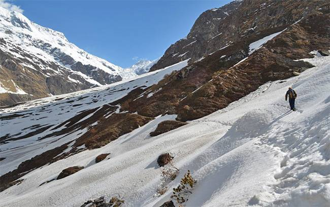 Best Treks in India: Pindari Glacier Trek