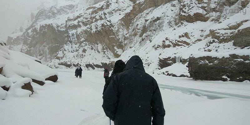Chadar Trek: Ultimate Guide to Frozen River - Fitness
