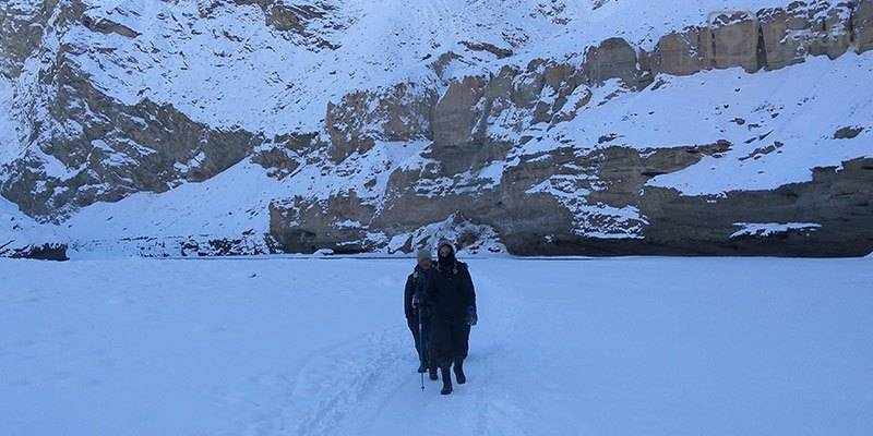 Chadar Trek: Ultimate Guide to Frozen River - How hard is Chadar trek?