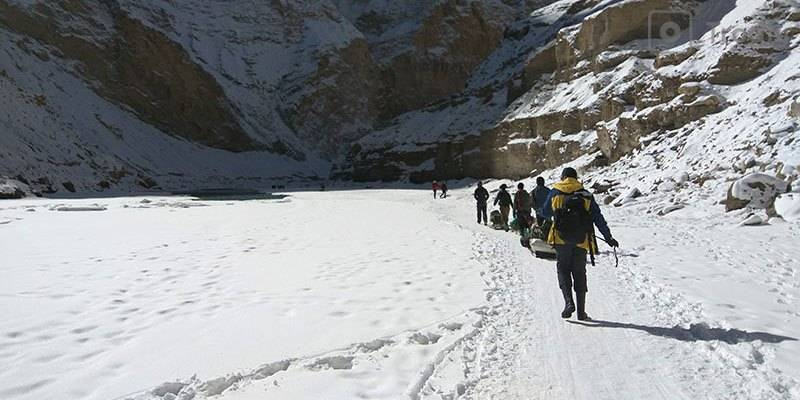 Chadar Trek: Ultimate Guide to Frozen River - Daily Walk