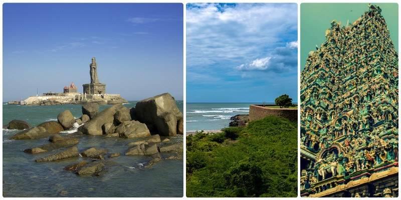 Road Trips from Chennai - Channai - Madurai- Kanyakumari