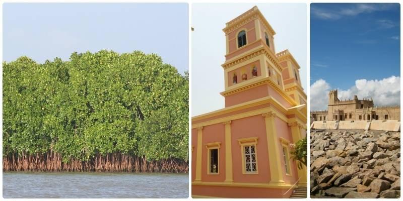 Road Trips from Chennai - Channai - Pondy- pichavaram