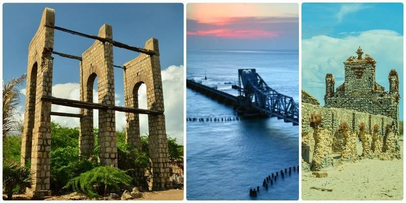 Road Trips from Chennai - Channai - Rameshwaram - Dhanushkodi