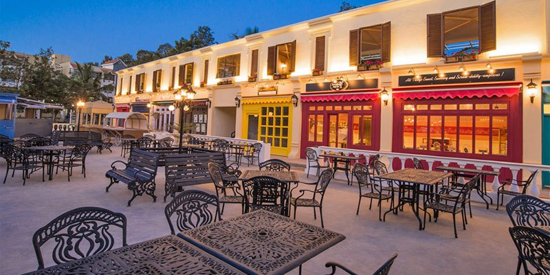 Cool Bangalore Restaurants - 153 Biere Street