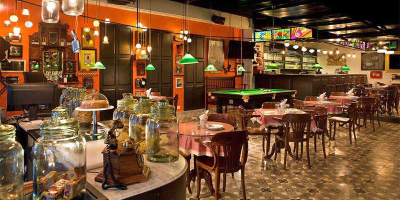 Cool Bangalore Restaurants - Soda Bottle Openerwala