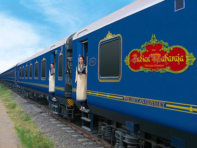 Train Journeys of India: Deccan Odyssey