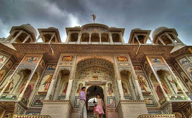 Delhi Less Known Places Mandawa
