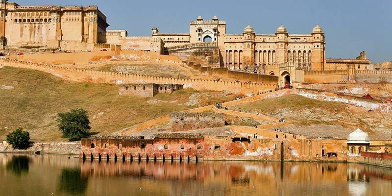 Amer Fort - Magnificent Forts of India