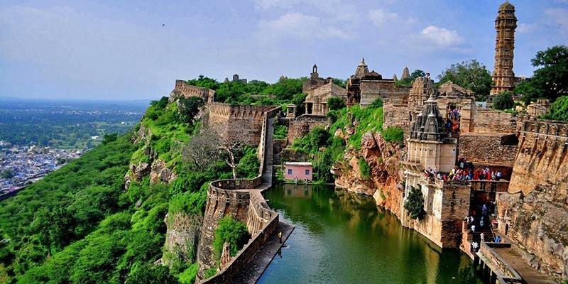 Chittorgarh Fort - Magnificent Forts of India