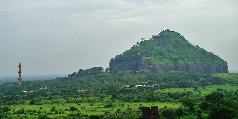 Daulatabad Fort - Magnificent Forts of India