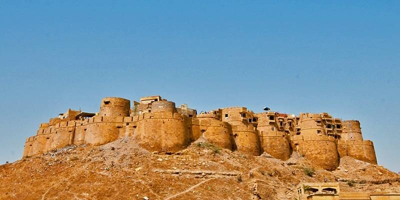 Jaisalmer Fort - Magnificent Forts of India