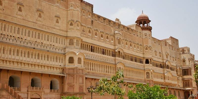 Junagarh Fort - Magnificent Forts of India