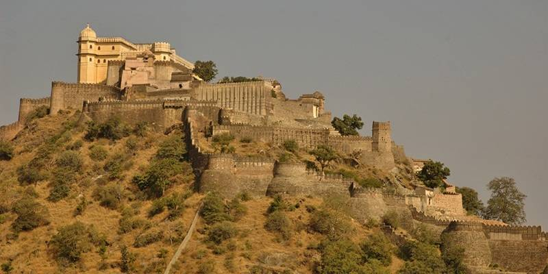 Kumbhalgarh Fort - Magnificent Forts of India