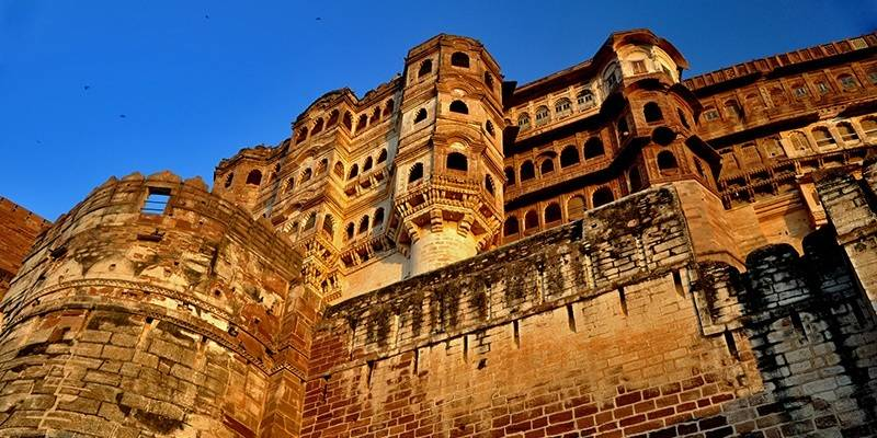 Mehrangarh Fort - Best Forts of India