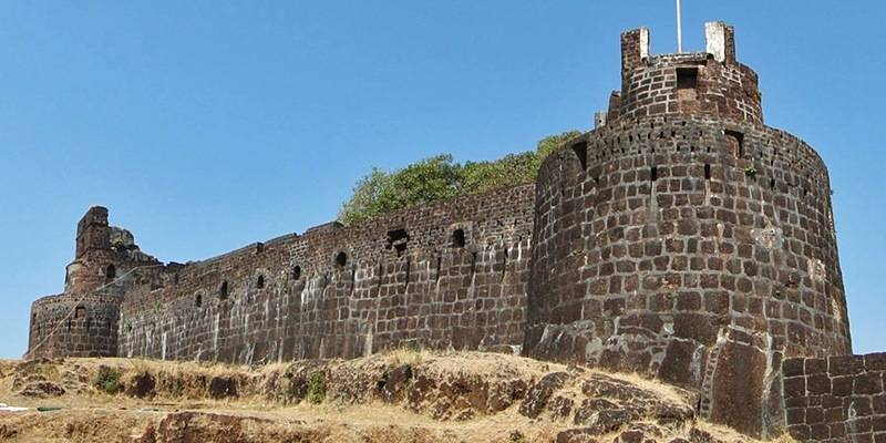 Sindhudurg Fort - Magnificent Forts of India