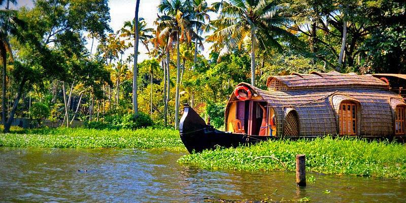 Goa Excursions - House Boat Stays