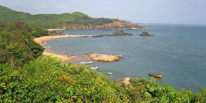 Excursions from Goa - Gokarna